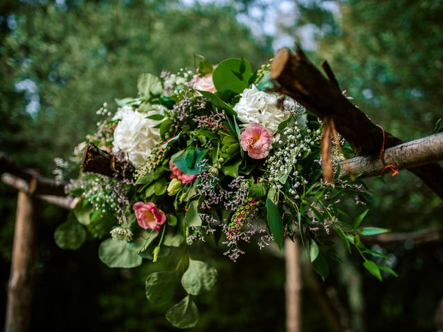 Le mariage de Tristan et Manisone à Saint-Hilaire-de-Brethmas, Gard 20
