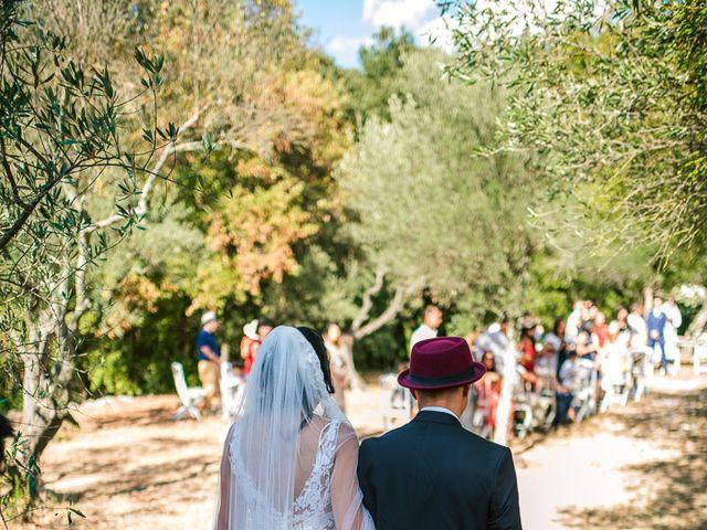 Le mariage de Tristan et Manisone à Saint-Hilaire-de-Brethmas, Gard 23