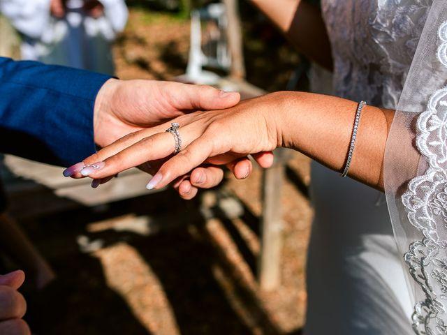 Le mariage de Tristan et Manisone à Saint-Hilaire-de-Brethmas, Gard 25