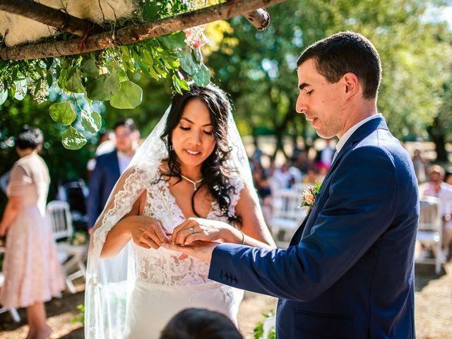 Le mariage de Tristan et Manisone à Saint-Hilaire-de-Brethmas, Gard 26