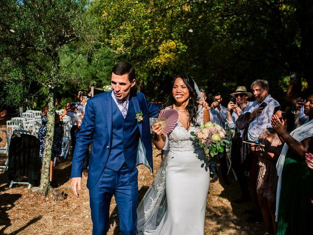Le mariage de Tristan et Manisone à Saint-Hilaire-de-Brethmas, Gard 28