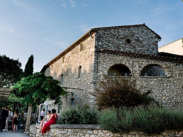 Le mariage de Tristan et Manisone à Saint-Hilaire-de-Brethmas, Gard 36