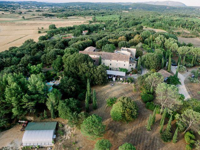 Le mariage de Tristan et Manisone à Saint-Hilaire-de-Brethmas, Gard 38