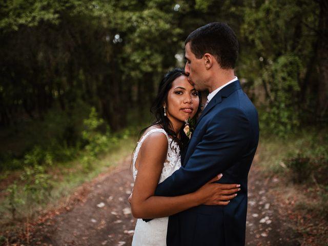 Le mariage de Tristan et Manisone à Saint-Hilaire-de-Brethmas, Gard 41