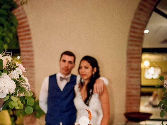 Le mariage de Tristan et Manisone à Saint-Hilaire-de-Brethmas, Gard 68