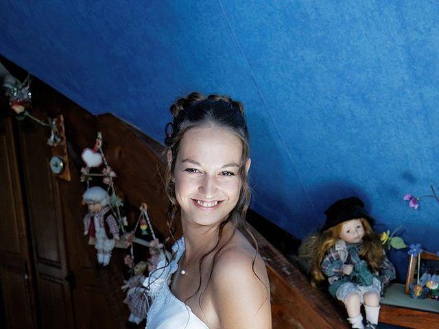 Le mariage de Toni et Audrey à Cléron, Doubs 8