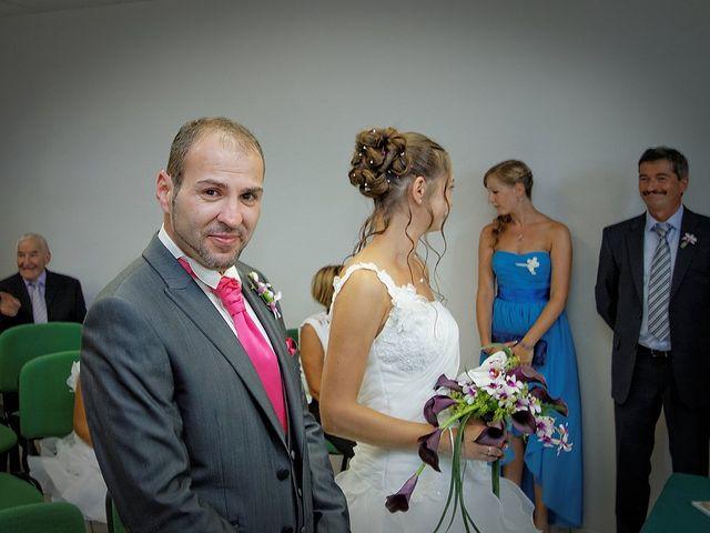 Le mariage de Toni et Audrey à Cléron, Doubs 13