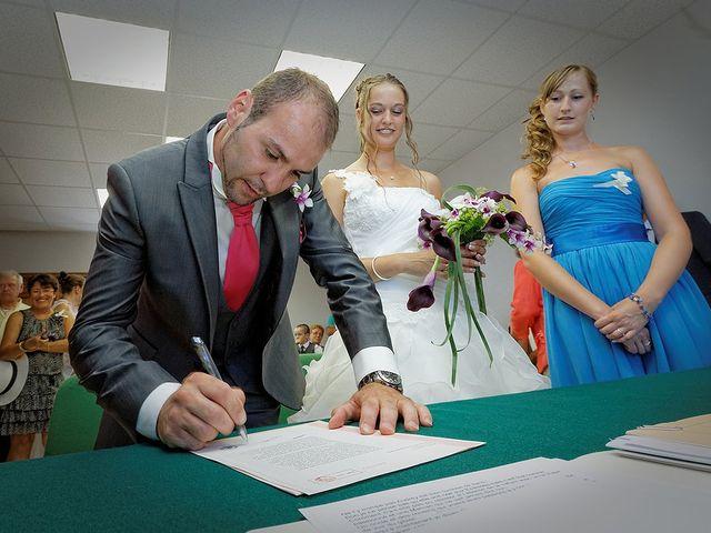 Le mariage de Toni et Audrey à Cléron, Doubs 14