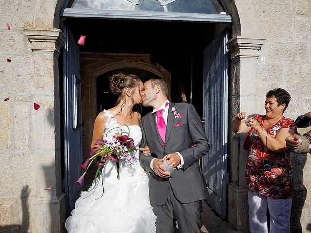 Le mariage de Toni et Audrey à Cléron, Doubs 16
