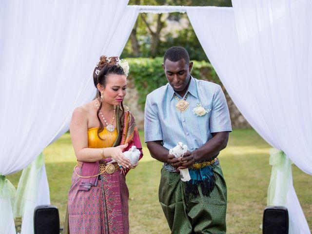 Le mariage de Sylvie et Cédric