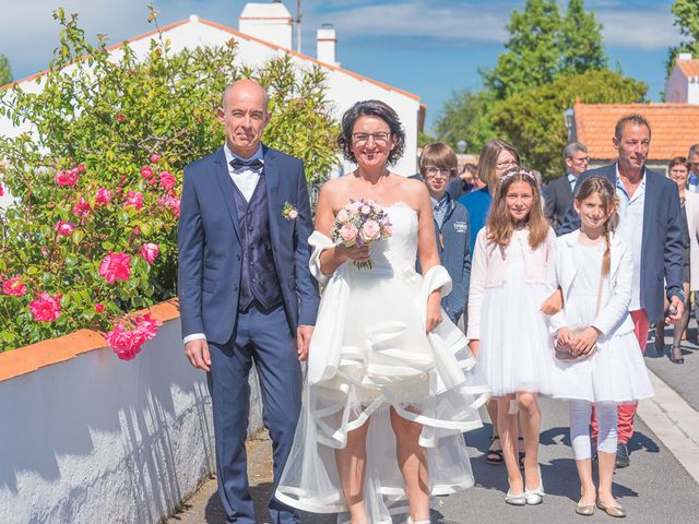 Le mariage de Serge et Christine à Noirmoutier-en-l'Île, Vendée 6