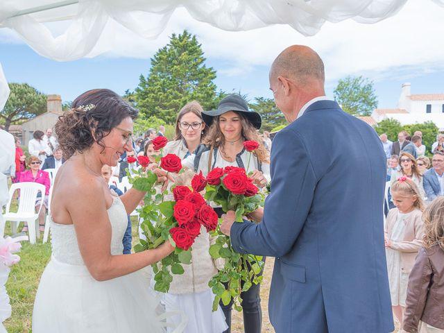 Le mariage de Serge et Christine à Noirmoutier-en-l'Île, Vendée 10