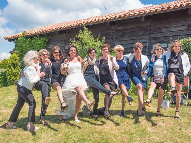 Le mariage de Serge et Christine à Noirmoutier-en-l'Île, Vendée 8