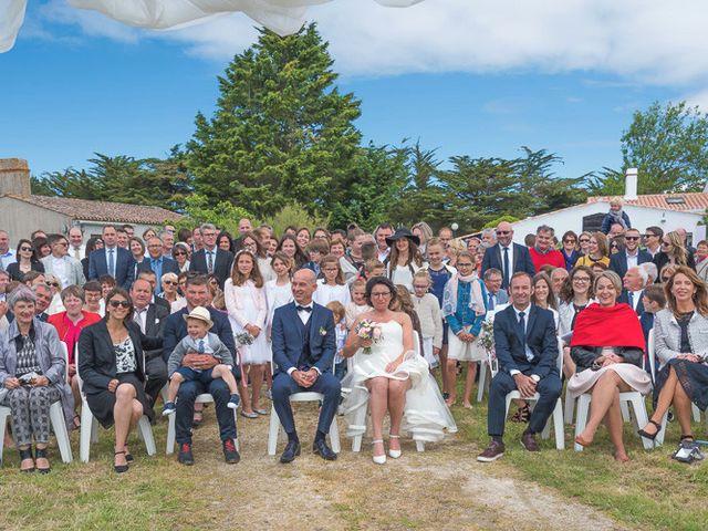 Le mariage de Serge et Christine à Noirmoutier-en-l'Île, Vendée 16