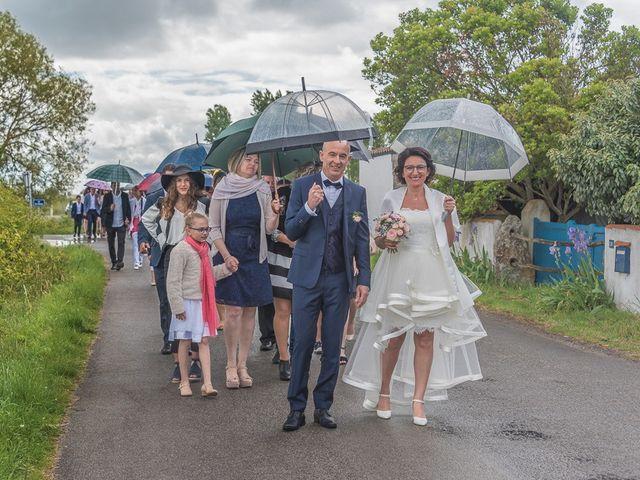 Le mariage de Serge et Christine à Noirmoutier-en-l'Île, Vendée 13