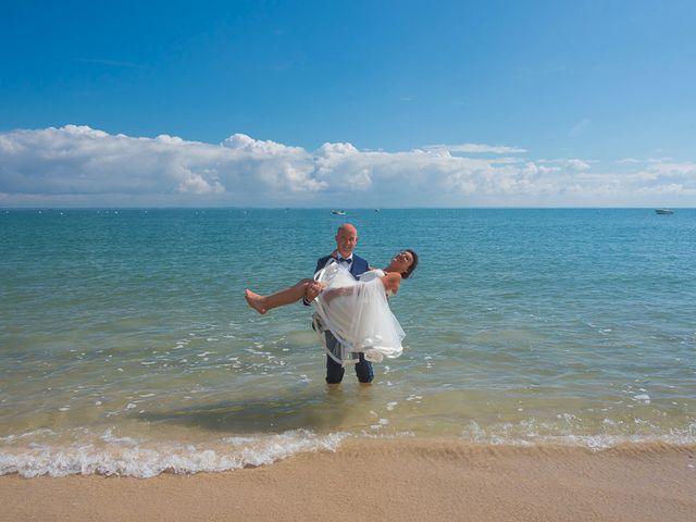 Le mariage de Serge et Christine à Noirmoutier-en-l'Île, Vendée 14