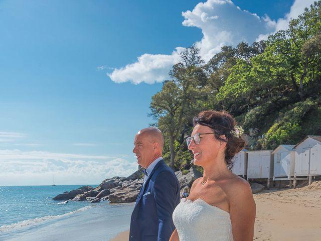 Le mariage de Serge et Christine à Noirmoutier-en-l'Île, Vendée 24