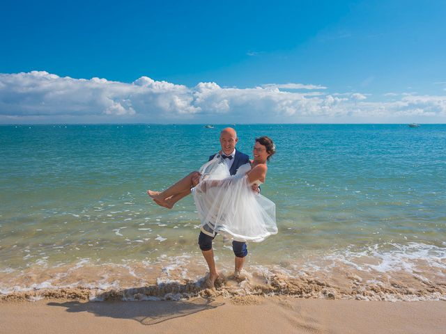 Le mariage de Serge et Christine à Noirmoutier-en-l'Île, Vendée 45