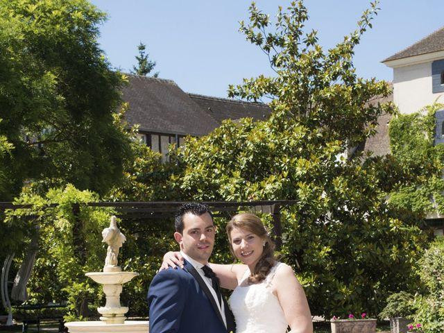Le mariage de Julien et Lucie à Villeparisis, Seine-et-Marne 3
