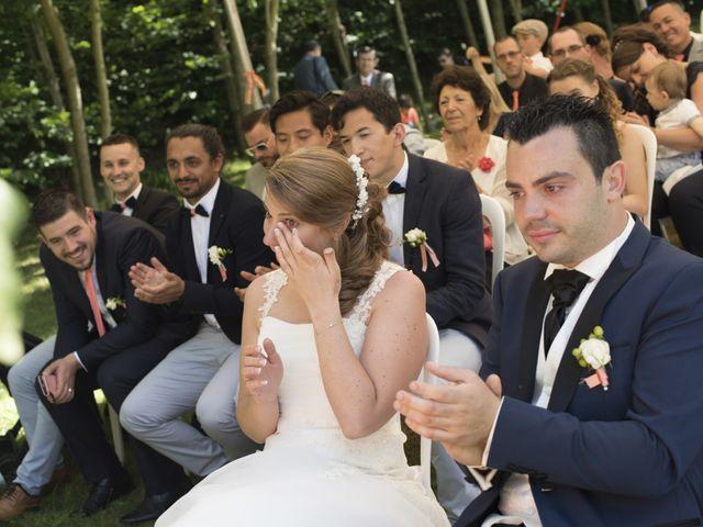 Le mariage de Julien et Lucie à Villeparisis, Seine-et-Marne 8