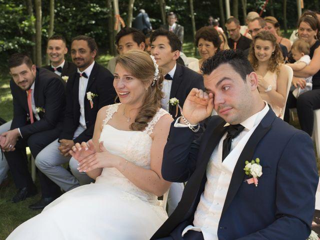 Le mariage de Julien et Lucie à Villeparisis, Seine-et-Marne 9