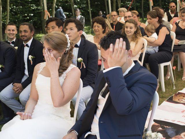 Le mariage de Julien et Lucie à Villeparisis, Seine-et-Marne 10