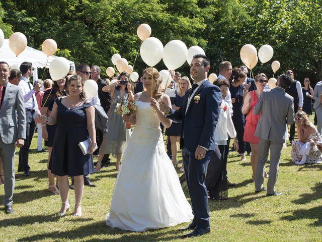 Le mariage de Julien et Lucie à Villeparisis, Seine-et-Marne 15