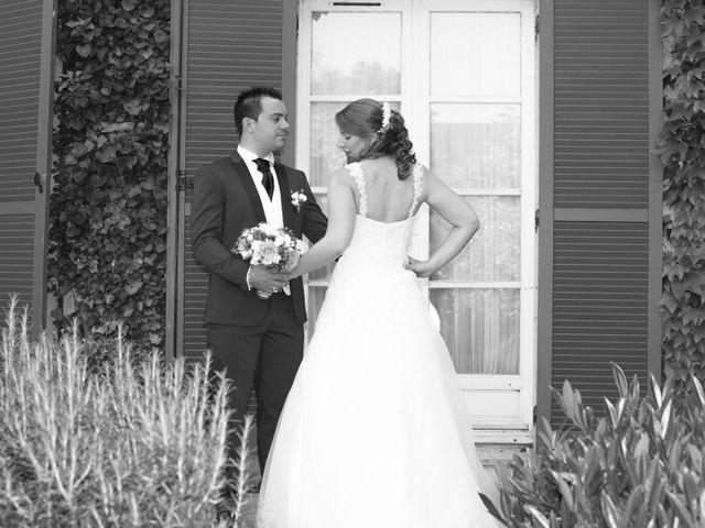 Le mariage de Julien et Lucie à Villeparisis, Seine-et-Marne 1