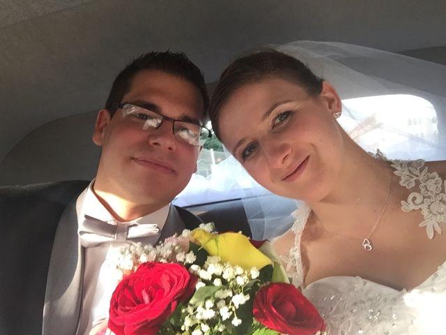 Le mariage de Antonin et Elodie à Morangis, Essonne 5