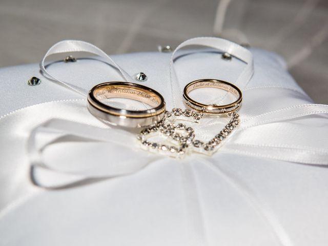 Le mariage de Antonin et Elodie à Morangis, Essonne 2