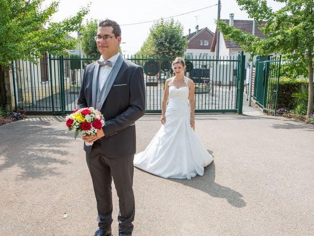 Le mariage de Antonin et Elodie à Morangis, Essonne 10