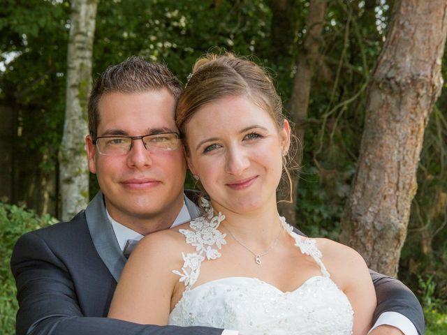 Le mariage de Antonin et Elodie à Morangis, Essonne 16