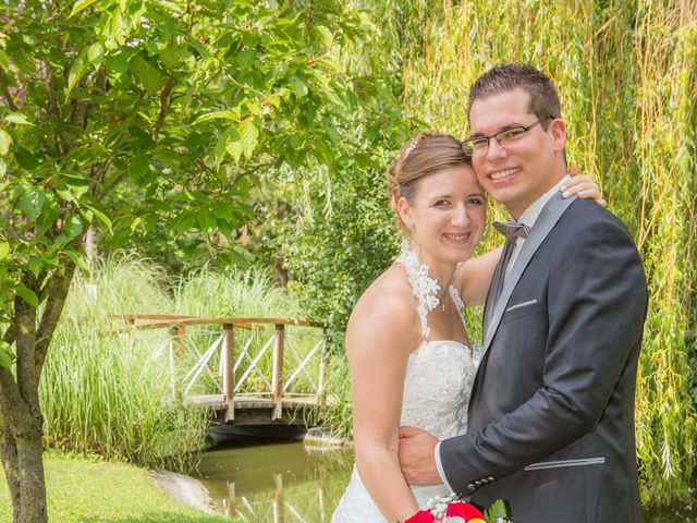 Le mariage de Antonin et Elodie à Morangis, Essonne 22