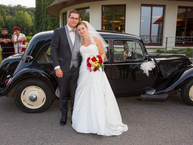 Le mariage de Antonin et Elodie à Morangis, Essonne 1
