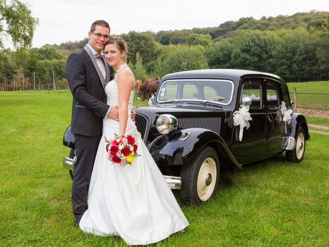Le mariage de Antonin et Elodie à Morangis, Essonne 42