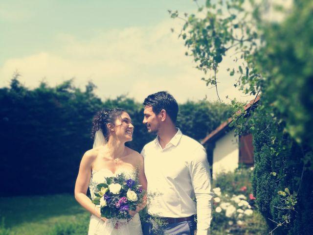 Le mariage de Oliver et Marion à Jouy-Mauvoisin, Yvelines 6