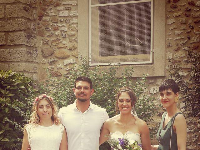 Le mariage de Oliver et Marion à Jouy-Mauvoisin, Yvelines 9