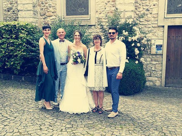 Le mariage de Oliver et Marion à Jouy-Mauvoisin, Yvelines 12