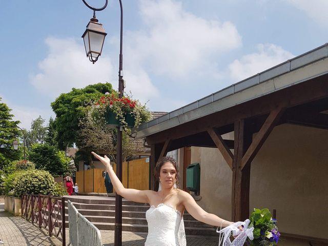 Le mariage de Oliver et Marion à Jouy-Mauvoisin, Yvelines 14