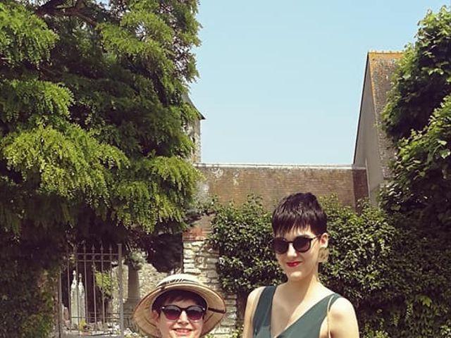 Le mariage de Oliver et Marion à Jouy-Mauvoisin, Yvelines 19