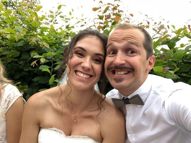 Le mariage de Oliver et Marion à Jouy-Mauvoisin, Yvelines 20