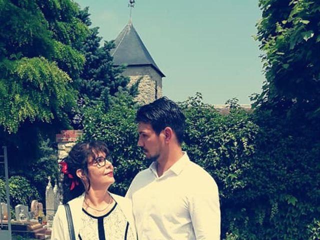 Le mariage de Oliver et Marion à Jouy-Mauvoisin, Yvelines 21