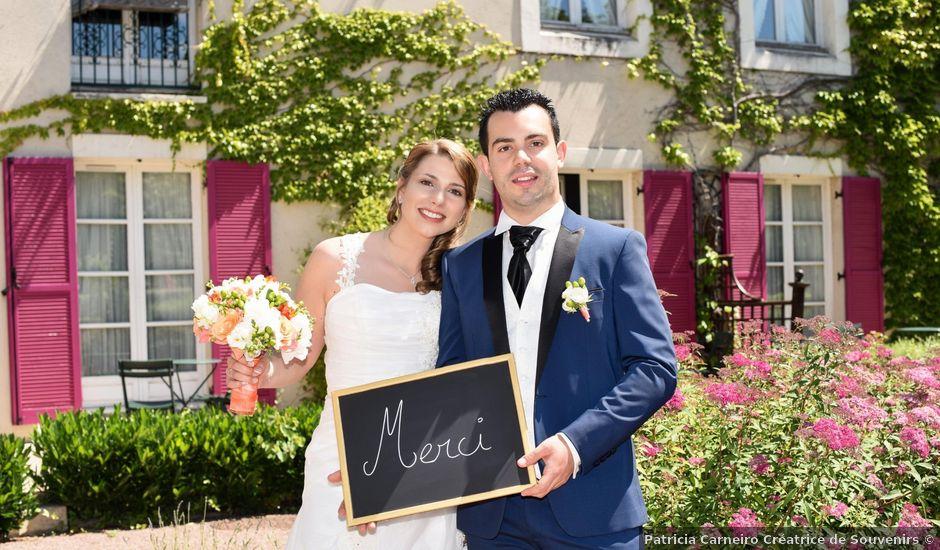 Le mariage de Julien et Lucie à Villeparisis, Seine-et-Marne