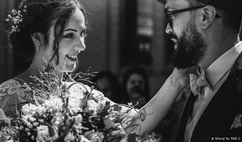 Le mariage de Greg et Léa à Giremoutiers, Seine-et-Marne