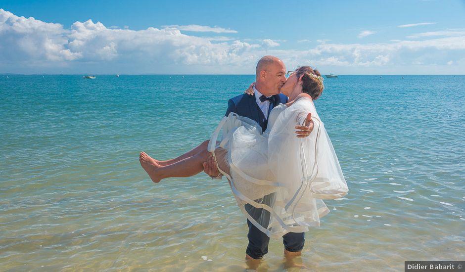 Le mariage de Serge et Christine à Noirmoutier-en-l'Île, Vendée