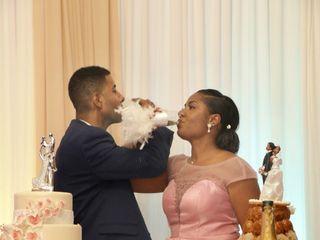 Le mariage de Cedric et Kelly 1