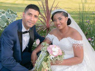 Le mariage de Cedric et Kelly
