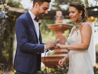 Le mariage de Rachel et Maxime