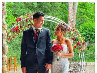 Le mariage de Julie et Yohann 1