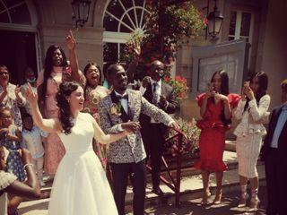 Le mariage de Christopher et Sara 1